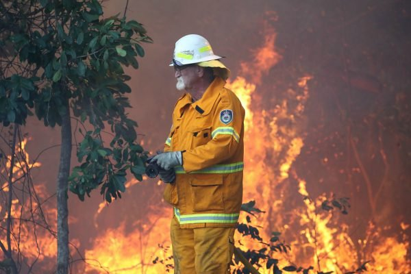 'All gone.' Up to 20 homes have been lost in out-of-control NSW bushfires, & more in news in 5.