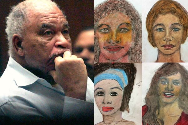 Samuel Little forgot the names of the 93 women he killed. So he drew pictures of them.