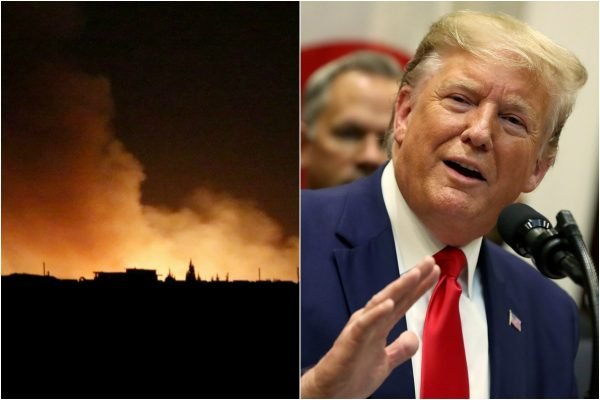 Air strikes have rained down on civilian areas of Syria days after Trump pulled support, & more in news in 5.