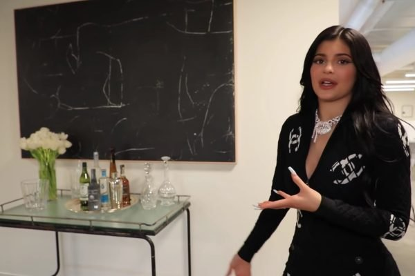 Kylie Jenner office tour