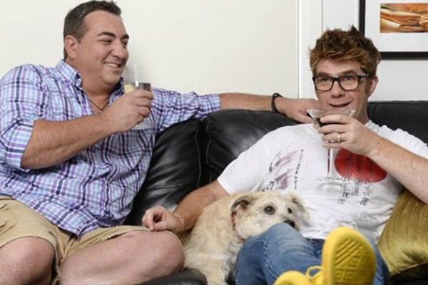 """""""They own you 5 days a week."""" Tom and Wayne share what it's really like to be on Gogglebox."""