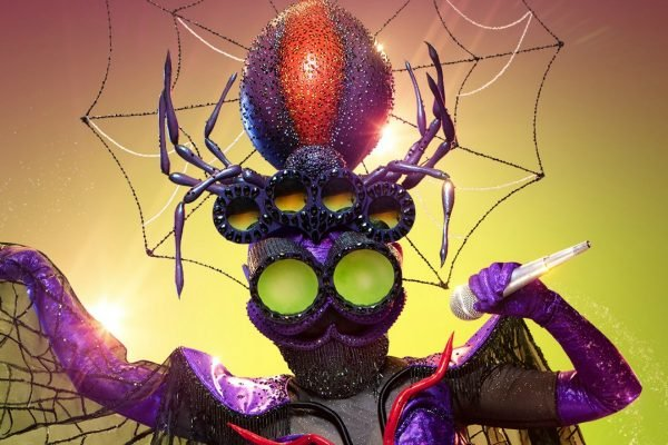 We're calling it: Paulini is definitely the Spider on The Masked Singer Australia.
