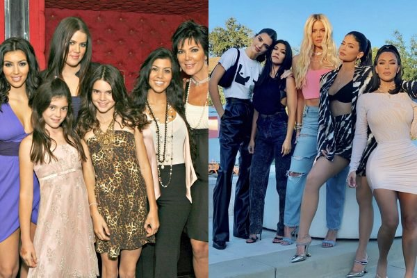Keeping Up With The Kardashians first aired 12 years ago. Here's how much they've changed.