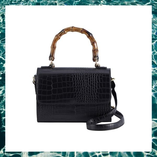 Statement Handle Xbody Bag
