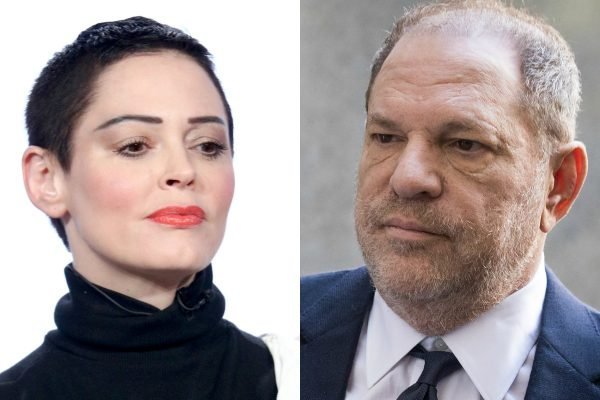 A false identity and secret recordings: How a Harvey Weinstein spy gained Rose McGowan's trust.