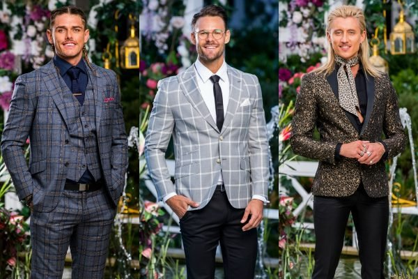 Um. We need to talk about the men's fashion on The Bachelorette.