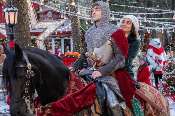 The Knight Before Christmas is the gloriously cheesy Netflix movie everyone will be watching.