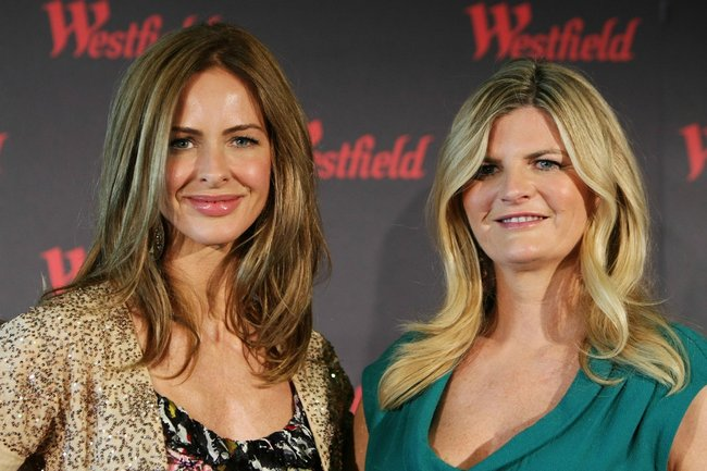 trinny woodall the project