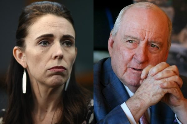 Just 18 things Alan Jones has said that are far worse than Jacinda Ardern calling him a 'git'.