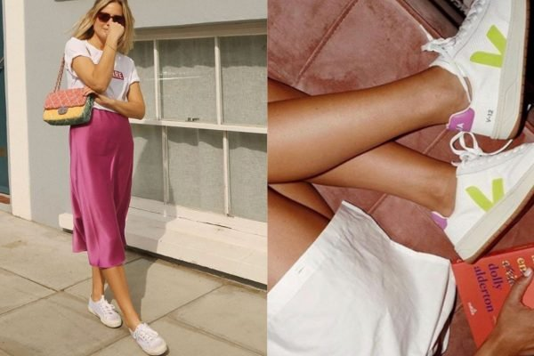 10 chic sneakers that'll go with any and every outfit this summer.