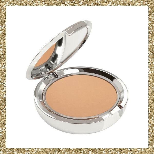 Chantecaille Compact Makeup in Camel
