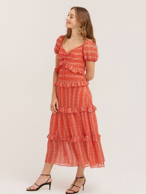 Cooper St Sutton Midi Dress