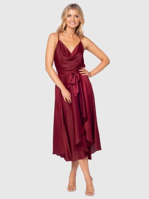 Pilgrim Alderidge Midi Dress