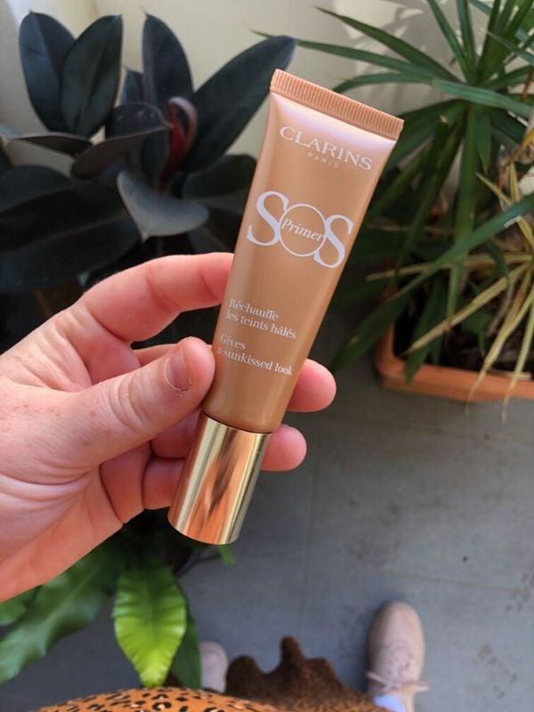 Clarins SOS Primer No.06 Bronze
