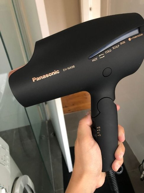 Panasonic EH-NA98 Advanced Moisture Infusing Hair Dryer