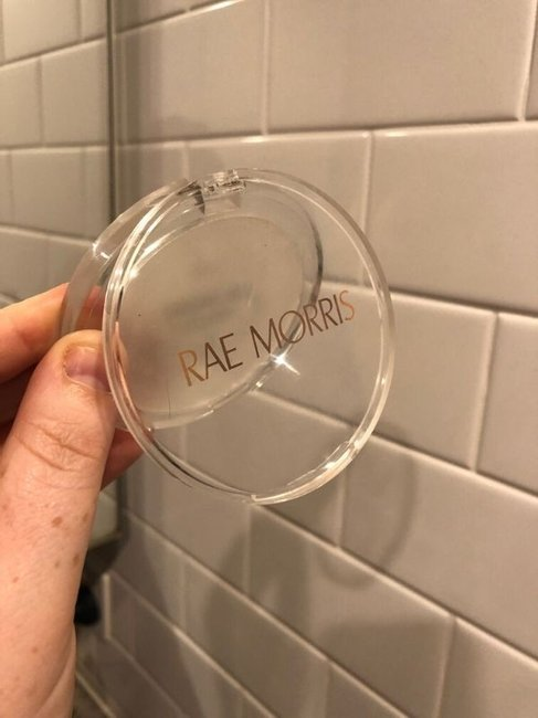 Rae Morris Invisible Mattifier Powder