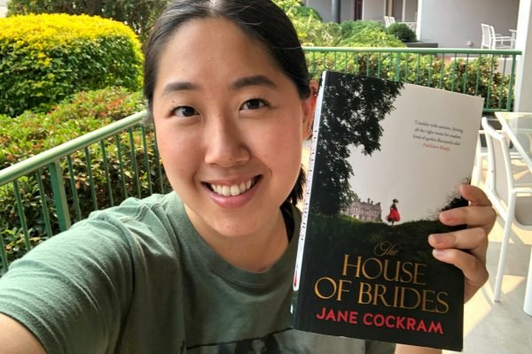 A shamed influencer and a manor of secrets: The House of Brides will have you hooked from page one.