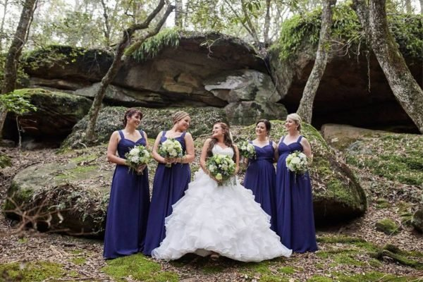 what is a professional bridesmaid