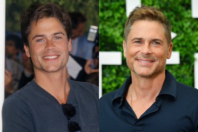Rob Lowe Was Caught In One Of Hollywoods First Sex Tape -2653