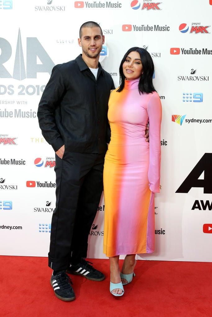 33rd Annual ARIA Awards 2019 - Arrivals