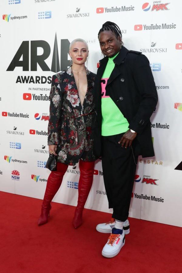 33rd Annual ARIA Awards 2019 red carpet