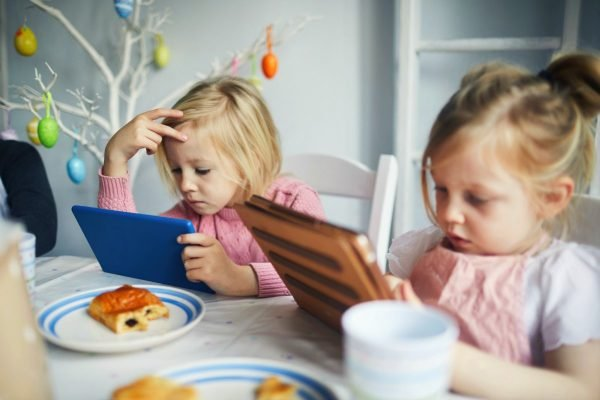 'I heavily limit my kids' screen time, but it's time to admit I'm a hypocrite.'
