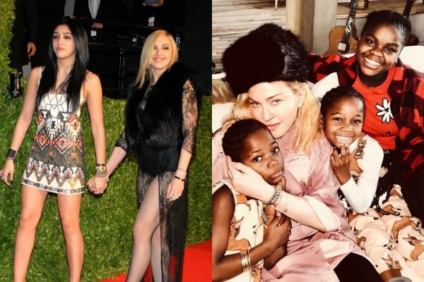 A fashion 'It' girl and a 'serious artist'. What each of Madonna's six kids are doing right now.