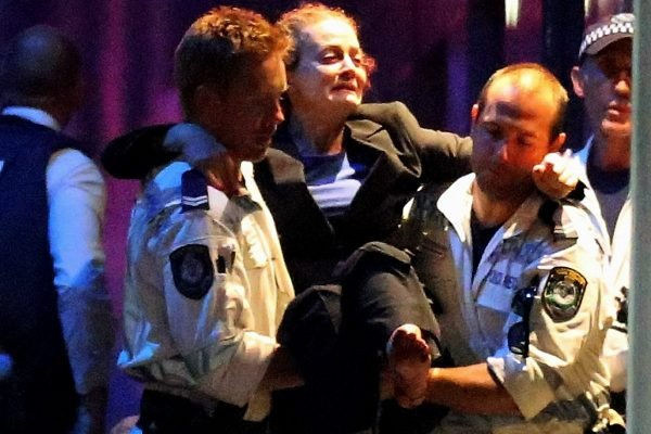 Five years on: The Lindt Cafe Siege in images.