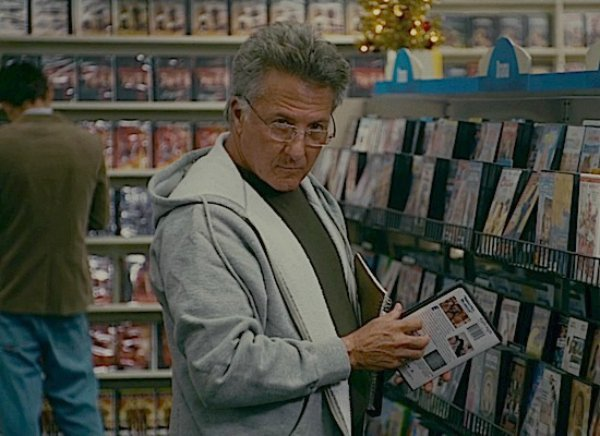 dustin hoffman the holiday