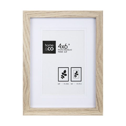 Kmart photo frames