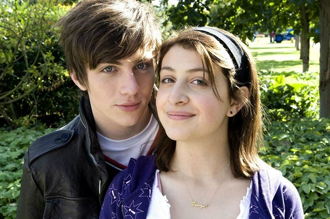 Angus Thongs And Perfect Snogging Cast angus, thongs and perfect snogging cast: what are they doing