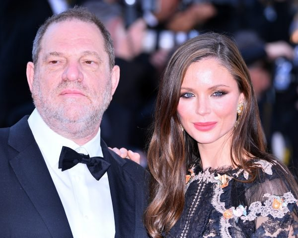 US producer Harvey Weinstein