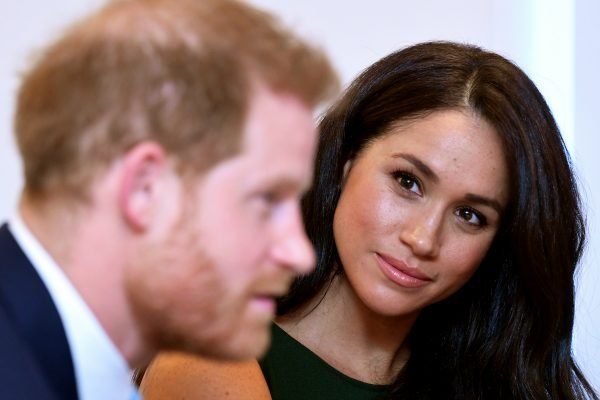 why harry and meghan quit