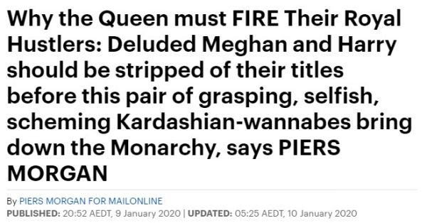 piers morgan meghan markle