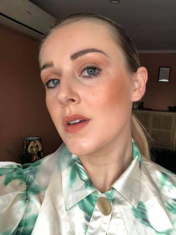 work makeup