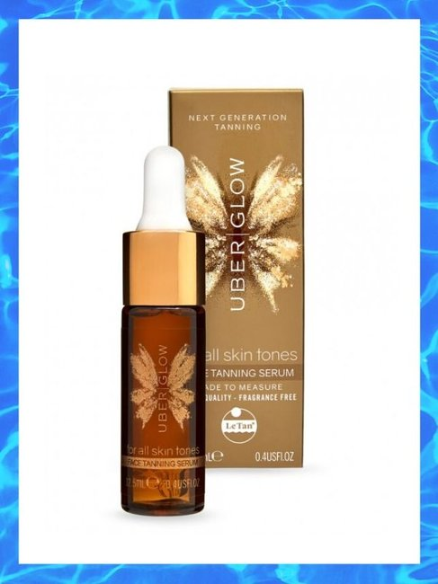 Le Tan Uber Glow Face Tan Serum
