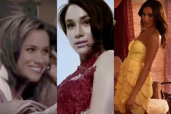 From Deal or No Deal to Hallmark movies: A close-up look at Meghan Markle's acting career.