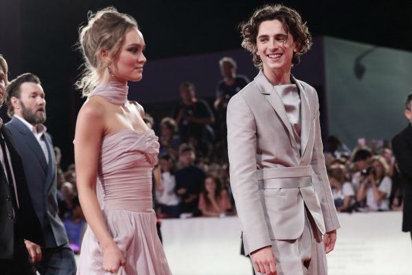 timothee chalamet girlfriend