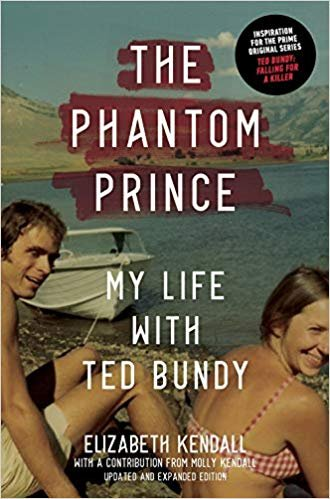 True Crime book, The Phantom Prince, about Ted Bundy. Image: Amazon.