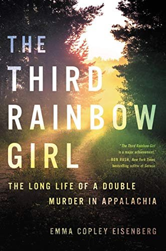 True crime book, rainbow girl. Image: Amazon