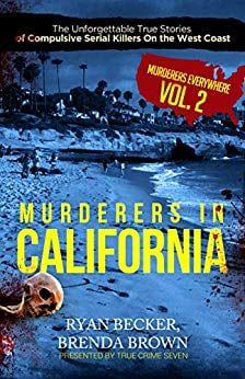 Murders in California will have you hooked. Image: Amazon.