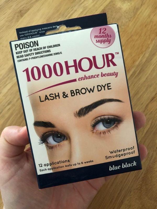 1000 HourEyelash & Brow Dye Kit
