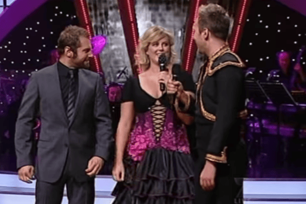 dancing with the stars australia past contestants
