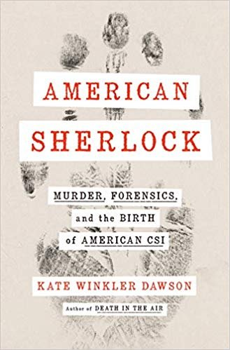 American Sherlock is a must-read. Image: Amazon.
