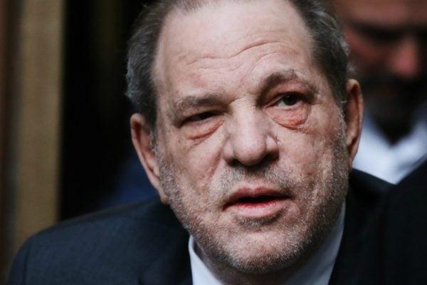Harvey Weinstein jail time