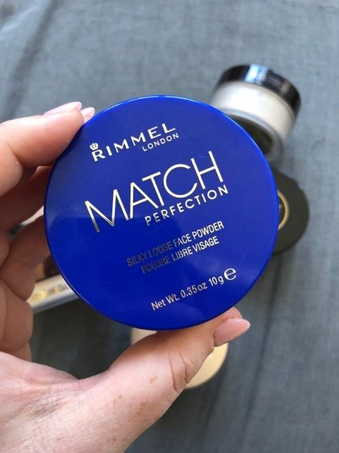 RIMMEL LONDON Transparent Loose Powder