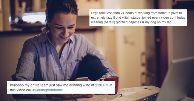 Working from home meme: The funniest memes and tweets ...