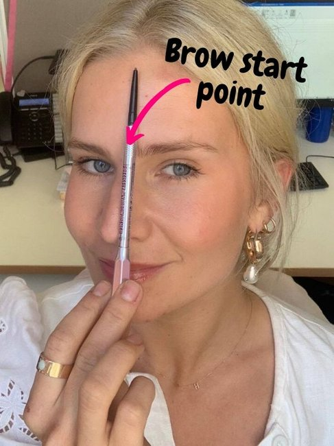 how to shape eyebrows