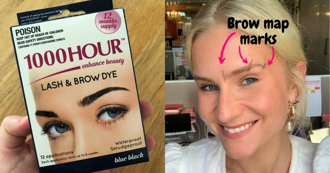 How To Shape Eyebrows At Home A Guide To Tweezing Tinting And Plucking