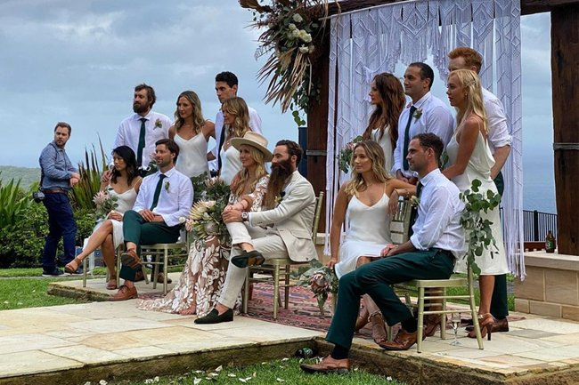 Stanwell Tops wedding: 37 guests test positive for ...